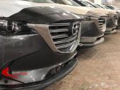 مازدا CX9 موديل 2019عرض خاص والكمية محدودة