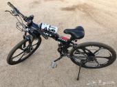 دراجة هوائيه اللمنيوم قابلة للطي