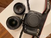 كاميرا canon 550D
