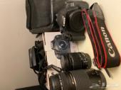 كاميرا كانون 600D للبيع بالرياض
