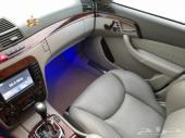 مارسيدس S500 نظيف