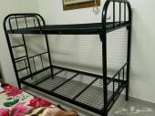 سرير حديد دورين منهل عدد 2 الجبيل