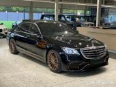 مرسيدس بنز Mercedes-Benz S 65 AMG