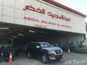 نيسان باترول بلاتنيوم 2020 لدى فرع شركه عبدالمجيد الخضر الرياض الشفاء