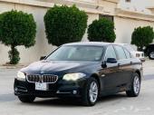 BMW 520 موديل 2014 ( اقتصاديه)