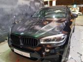 تجليد كبوت ونياكل ال BMW X6 بالكاربون فايبر