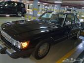 Mercedes 560 SL Classic