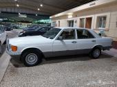 للبيع مرسيدس 1984 280