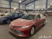كامري V6 قراندي 2018 سعودي 97500(العضيله)