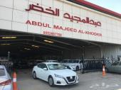 نيسان التيما استاندر 2020 لدى فرع شركه عبدالمجيد الخضر الرياض الشفاء