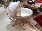 سرير اطفال ( سلة موسى ) للبيع