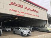 نيسان صني2019 مستعمل عداد 962كيلو  نص فل لدى فرع شركه الخضر للسيارات الرياض