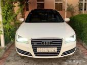 ممشى قليل  Audi A8L Quatro