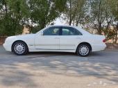 مرسيدس 2002  E240 جفالي 6 سلندر مالك اول