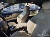 مرسيدس2009  كوبيه63 AMG CL أسود
