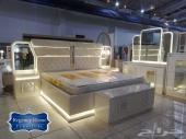 غرف نوم راقية بأحدث التصاميم