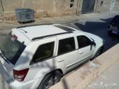 سيارة جيب شيروكى موديل 2006 للبيع تشليح