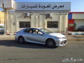 كامري أستاندر LE 2020 2.5 L بنزين وارد عبد ال