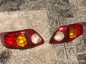 اسطبات كورولا 2010 اصلية للبيع كامله