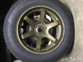 جنوط ريس (RACE) مقاس 20 للابلاتنيوم او النسمو