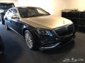 مرسيدس بنز Mercedes-Benz S 560 Maybach 2020