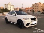 للبيع BMW X6كيت رياضي معدل 2014 فل الفل مشروط