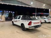 تويوتا هايلكس غمارتين GLXطيس بنزين2019