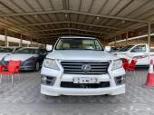 ليكزس DD LX 570 موديل 2015 بحريني