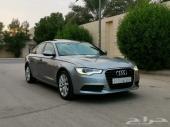 Audi A6 2014 بحالة ممتازة