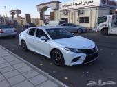 كامري سبورت SE 2020 2.5 L بنزين  وارد عبد الل