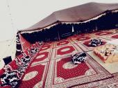 مخيم للايجار طريق بريمان هدى الشام
