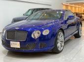 بنتلي GT - 2014 - 19000KM