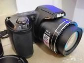 كاميرا تصوير نيكون 16 ميجابيكسل