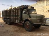 شاحنة مرسيدس 82 وكالة