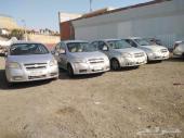 للبيع عدد 24 سياره افيو موديل 2015