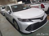 تويوتا كامري قراند 6 سلندر بنزين 2020