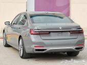 BMW 730 2020 Luxury زيرو رمادي