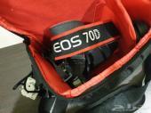 كاميرا كانون للبيع canon eos 70d