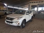 تويوتا فورتونر 4 سلندر دبل بنزين سعودي 2020