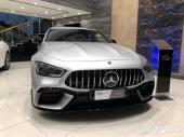 عرض خاص مرسيدس بنزAMG GT 63S 2019 كوبيه سعودي