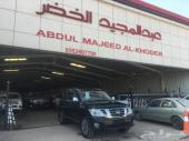 نيسان باترول بلاتنيوم 2019 6 سلندر لدي فرع شركه عبدالمجيد الخضر الرياض الشفاء