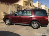 سيارة فورد اكسبديشن للبيع بمدينة الرياض