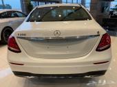 مرسيدس بنز E200 AMG-Kit 2019 سعودي لون ابيض