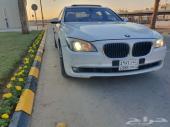 للبيع BMW750 LI 2009 سعودي فل كامل  العداد 14