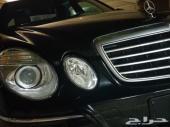 مرسديس 2007 بنوراما   E280