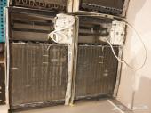 مكيفات - 3 LG بارد فقط - 1 FreGo بارد وحار
