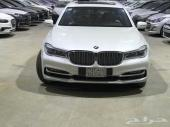 BMW 740 فل كامل 2016 السعر 175000