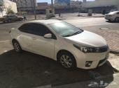 Toyota كورولا 5 لا مفاوضات من فضلك