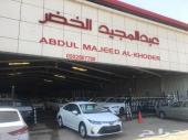 تويوتا كورولا 2000 سي سي 2020 خليجي شركه عبدالمجيد الخضر للسيارات الرياض