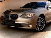 BMW-730 نظيف
